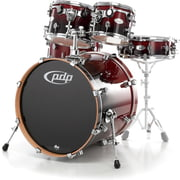 "DW PDP M5 Shell Set 20"" Cherry"