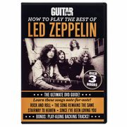 Guitar World Best of Led Zeppelin DVD