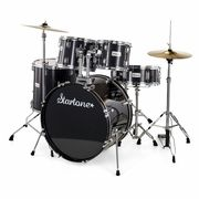 Startone Star Drum Set Standard -BK