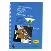 Siebenhüner Musikverlag Barpianist Akkordsymbole 1