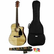 Fender CD-60 CE NA Bundle