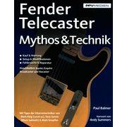 PPV Medien Fender Telecaster Mythos