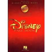 Hal Leonard  Disney Fakebook 3rd Edition