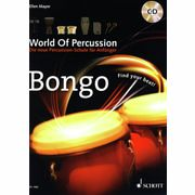 Schott World Of Percussion: Bongo