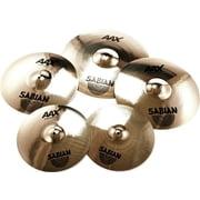 Sabian AAX Metal Cymbal Set