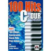 Musikverlag Hildner 100 Hits in C-Dur 5