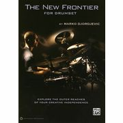 Alfred Music Publishing The New Frontier for Drumset