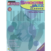 Hal Leonard Jazz Play Along Smooth Jazz