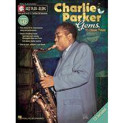 Hal Leonard Jazz Play Along Charlie Parker