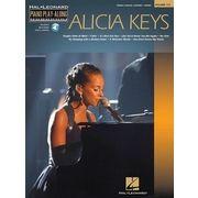 Hal Leonard Alicia Keys Piano Play-Along