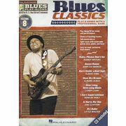 Hal Leonard Blues Play Along Blues Classic