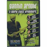 Alfred Music Publishing Gannin Arnold 5 World Class