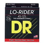 """Medium 045/""""//125/"""" 5 string Dunlop Marcus Miller Super Bright Bass"""