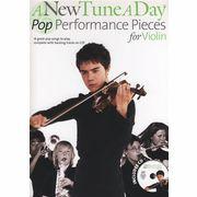 Music Sales New Tune Pop Pieces Violin