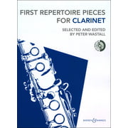 Boosey & Hawkes First Repertoire Pieces Clar.