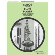 G. Schirmer Solos For The Flute Player