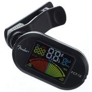 Fender FCT-12 Color Clip Tuner
