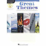 Hal Leonard AltoSax Play-Along:Great Theme