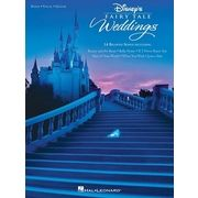 Hal Leonard Disney's Fairy Tale Weddings