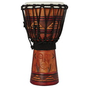 "Toca 8"" Origins Wood Djembe B-Stock"
