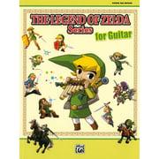 Alfred Music Publishing Legend Of Zelda Guitar