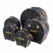Hardcase Drum Case Set HRockFus B-Stock