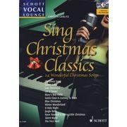 Schott Lounge Sing Christmas Classics