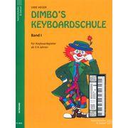 Heinrichshofen's Verlag Dimbo's Keyboardschule 1