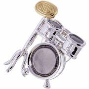 Rockys Pin Drum Set