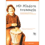 Djembe-Percussion Mit Kindern trommeln