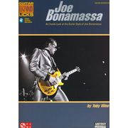 Cherry Lane Music Company Joe Bonamassa Legendary Licks