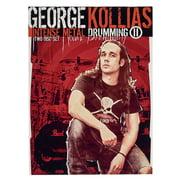 Hal Leonard George Kollias Intense Metal 2