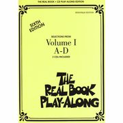 Hal Leonard Real Book Play-Along  A-D
