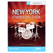 Toontrack SDX New York Studios Vol. 3