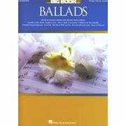 Hal Leonard Big Book of Ballads