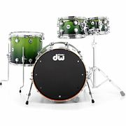 DW Satin Specialty Hyper Green MM