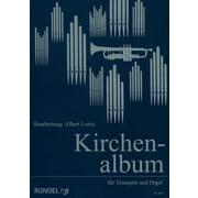 Musikverlag Rundel Kirchenalbum Trumpet Organ