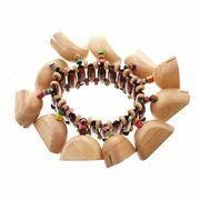 Toca T-WRA Wood Foot Rattle
