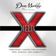 Dean Markley Helix HD NPS Bass Med. Light