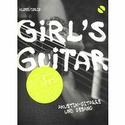 Bosworth Girl's Guitar - Akustik-Git.