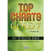 Hage Musikverlag Top Charts Gold 7