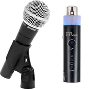 Shure SM58 LC USB Bundle