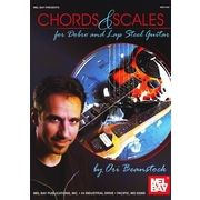 Mel Bay Chords/Scales Dobro/Lap Steel