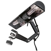 K&M 12260 Double Music Light Black