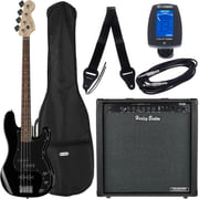 Fender SQ Affinity P-Bass BK Bundle3
