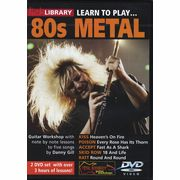 Music Sales Learn To Play 80s Metal