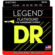 DR Strings DR B HIFL FLB5-45 Flatwound