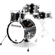 Ludwig Breakbeats Set Black S B-Stock