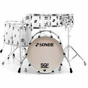 Sonor SQ2 Rock White Sparkle