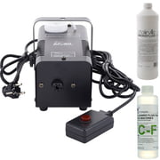 Stairville AF-40 Mini Fog Machine Bundle
